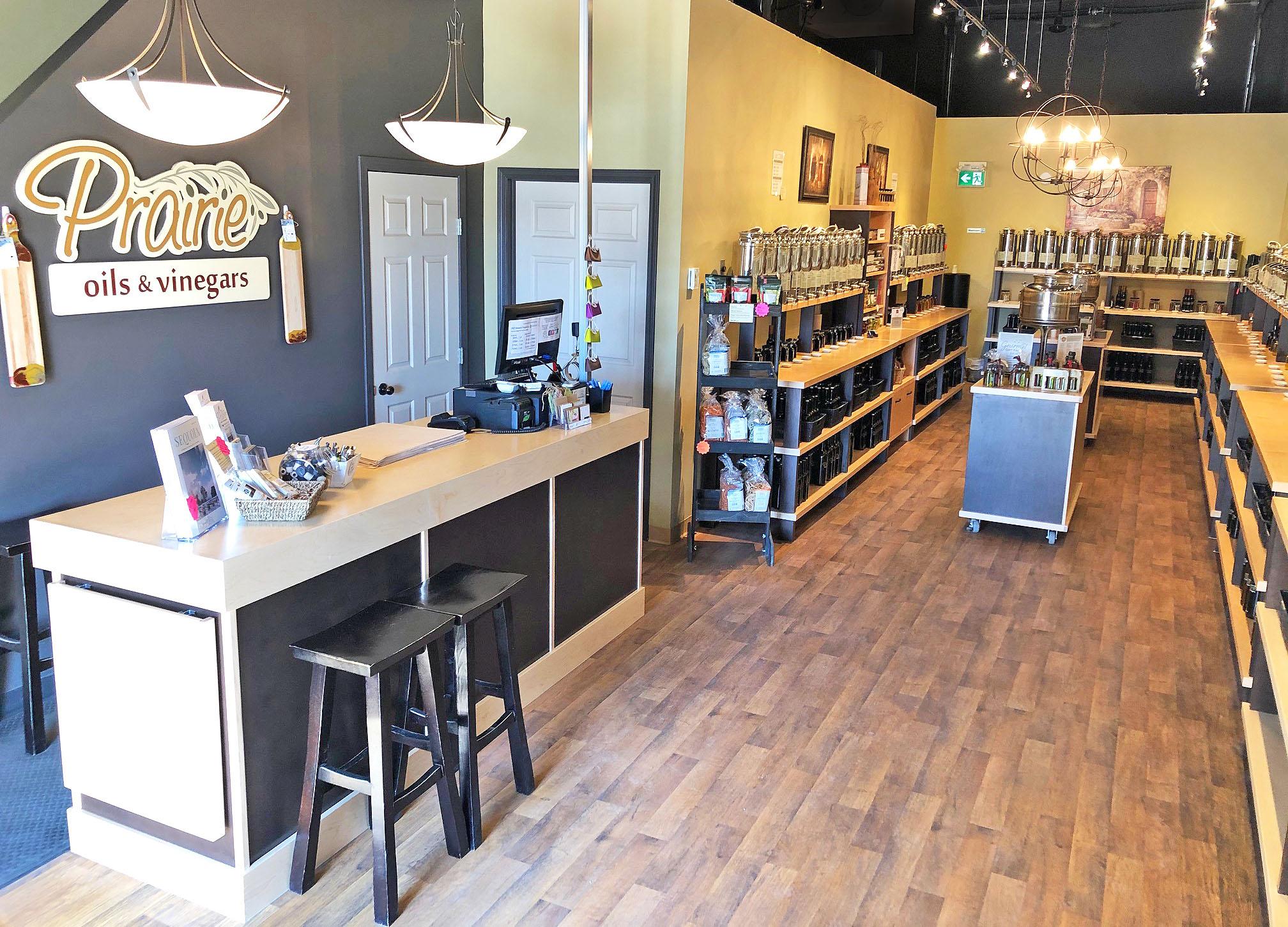 Prairie Oils & Vinegars Inc.