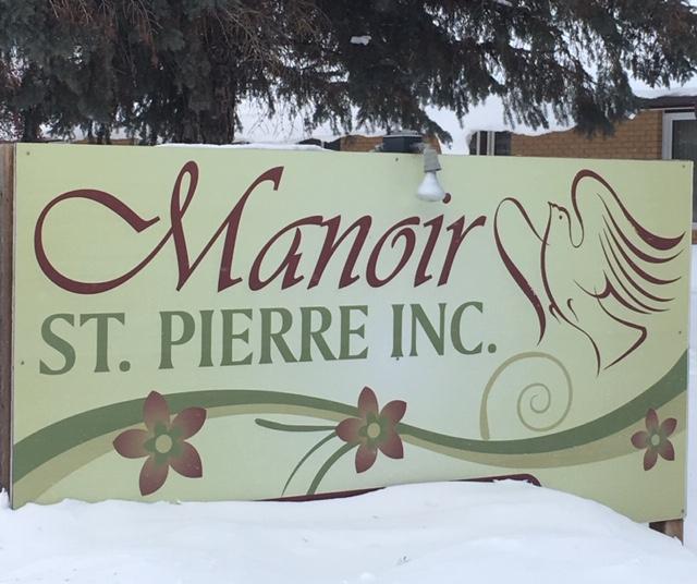 Manoir St. Pierre. Jolys Inc